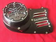 Yamaha Banshee Atv The Nicest Coolest Stator Cover With Lexan Lens Black