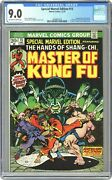 Special Marvel Edition 15 Cgc 9.0 1973 3858861018 1st App. Shang Chi