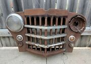 Vintage Willys Jeep Grill 1950 1951 1952 1953 Jeepster Grille