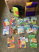 Leapfrog Leappad Read And Write Learning System With 12 Books And 8 Cartridges