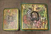 Out Of Print Full Alignment Zippo 1995 Collectible Forest