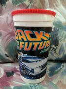 Back To The Future Part Ii Movie Pizza Hut Pepsi Cola Plastic To Go Cup Lid 1989