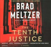 The Tenth Justice Lib/e By Brad Meltzer 9781665017404   Brand New