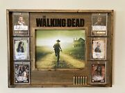 The Walking Dead Autograph Collection Rick Daryl Negan Governor Lori Michonne