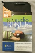 Niv Audio Bible On 64 Cds By Zondervan Complete Old And New Testament - Ships Fast