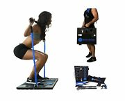 Bodyboss Home Gym 2.0 - Full Portable Gym Home Workout Package + 2 Extra Band...