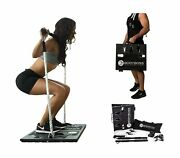 Bodyboss 2.0 - Full Portable Home Gym Workout Package White Full Gym