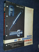 1949-1964 Ford Car And Truck Quick Reference Parts And Service Book Catalog 63 62 61