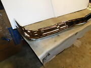 1961 Chevy Impala Re-chromed Front Bumper