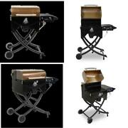 Pit Boss Portable Wood Pellet Grill Pit Stop Smoker With Foldable Legs