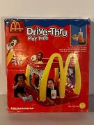 Mcdonalds Drive Thru Play Time Inflatable Toy 2002 Extremely Rare Collectible