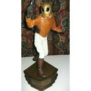 Very Rare The Rocketeer Premium Format Figure Sideshow Collectible 500 Limited