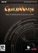 Guild Wars Complete Collection New Cd Key