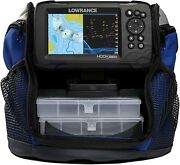 Lowrance Hook Reveal 5 Fish Finder - 5 Inch Screen With Transducer And C-map ...