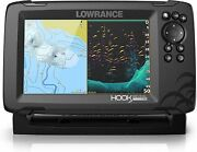 Lowrance Hook Reveal 7 Fish Finder 7 Inch Screen With Transducer And C-map Pr...