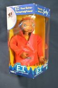Rare Et Interactive Furby,2000,8 Tall,tiger Electronics,new In Box,sealed
