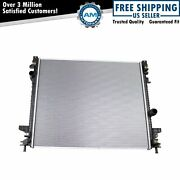 Engine Coolant Radiator Assembly Direct Fit For Ford Lincoln New