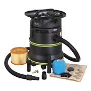Vacuum Cleaner Industrial Dust-free Wet/dry 35ltr 1000w/230v Plastic Drum Class