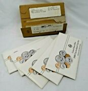 Set Of 5 1988 U S Mint Uncirculated Pandd Coin Set In Ogp With Coa