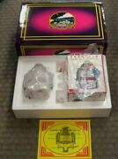 Mth Reproduction Tin Litho Cragstan Battery Operated Mr. Atomic 1 Of 500 Nib