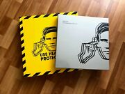 Factory Records And039communicationsand039 And And039use Hearing Protectionand039 Double Pack - New
