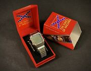 Rare Dukes Of Hazzard Car Chase Game Watch New Old Stock