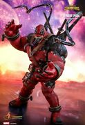 Hot Toys Marvel Contest Of Champions Venompool 1/6 Scale Figure Vgm35