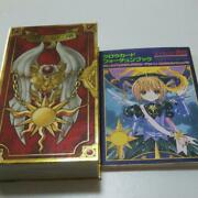 Cardcaptor Sakura Clow Cards And Fortune Book Fortune Telling Animation Japan Used