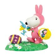 Peanuts Snoopy Easter Ornament Object It's The Easter Beagle Department 56 Japan