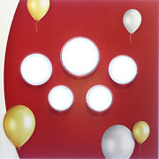 Empty Packaging Happy Birthday Set Folder Add Your Own Coins 2015 No Coins