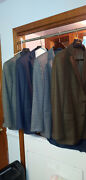 3 Suit Jackets Exc 46 R 48 R Brooks Brothers