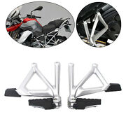 Motorcycle Rear Passenger Foot Pegs Rests For Bmw R1200gs Lc Adv 2014-2017