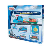 Bachmann Thomas And Friends Thomas Christmas Delivery Ho Scale Electric Train Set