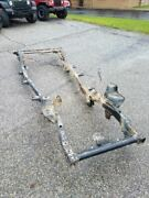 Jeep Tj Wrangler Oem 4.0l Frame Clean And Straight Southern 2003-2006 44918