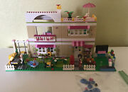 Lego Friends 3315 Olivia's House Near Complete