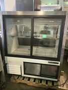 Deli Case With Glass Front