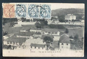 1921 Tulle France Rppc Postcard Cover To Cilicia Turkey French Occupation Wwi