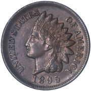1859 Indian Head Cent About Uncirculated Penny See Pics J274