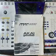 Akai Professional Mpc4000 Internal Storage Memory 512mb Expanded Pre-owned