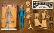Marx Johnny West Best Of The West Vintage Movable Cowgirl Jane West Botw Box