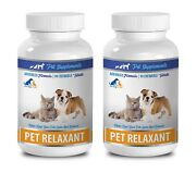 Dog Stress And Anxiety Relief - Relaxant For Dogs And Cats 2b- Dog Valerian