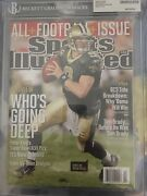 Drew Brees Sports Illustrated 1/9/2012 Uncirculated