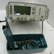 Tektronix 1502c Metallic Tdr Cable Tester With Cables Clean Working Well Kept