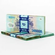 2.5 Million Vietnam Dong = 5 X 500000 Vietnamese Dong Currency | Vnd Banknotes