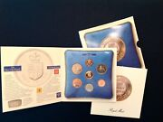 Great Britain 1988 United Kingdom Brilliant 7 Coin Uncirculated Set As Issued