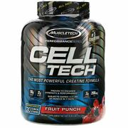 Performance Series Cell-tech The Most Powerful Creatine Formula Fruit Punch
