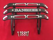 Yamaha Banshee Atv Gorgeous Cool Amazing Front Bumper Only Black Fit All Years