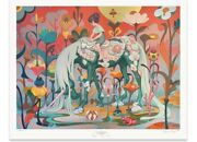 Traveler Giclee Print By James Jean Sold Out Signed
