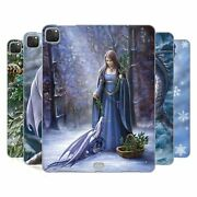 Official Anne Stokes Yule Soft Gel Case For Apple Samsung Kindle