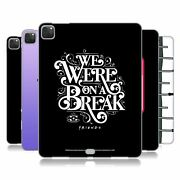 Official Friends Tv Show Iconic 2 Soft Gel Case For Apple Samsung Kindle